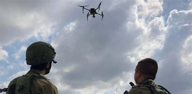 Israeli army bets big on small drones - Globes