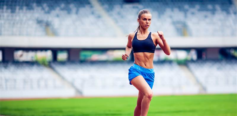 ספורטאית / צילום: Shutterstock