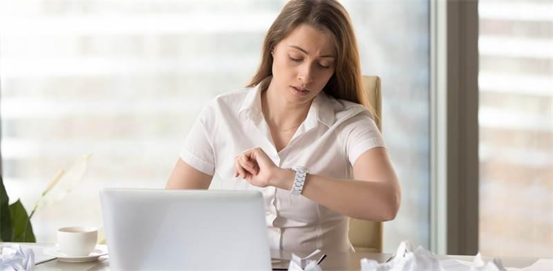 מנהלים עשויים לבזבז זמן רב לעובדים שלהם / צילום: Shutterstock