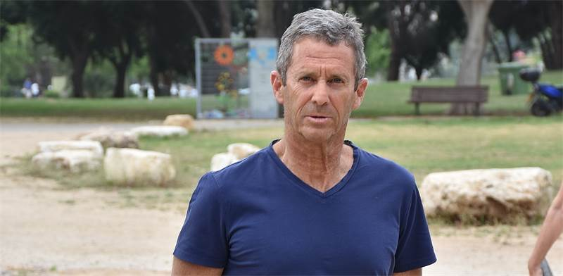 Beny Steinmetz  photo: Aviv Hofi