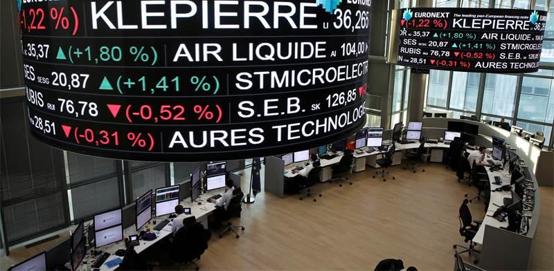 בורסת פריז / צילום: Shutterstock