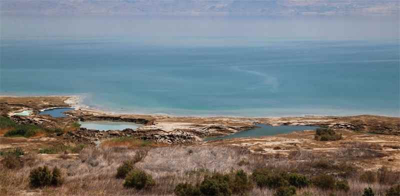 Dead Sea Photo: Amar Awad Reuters