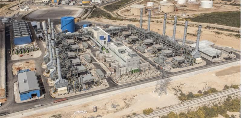 תחנת הכוח דוראד / צילום: יחצ