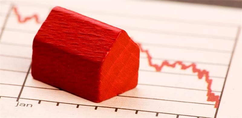 """ירידת מחירי הנדל""""ן / תמונה: שאטרסטוק"""