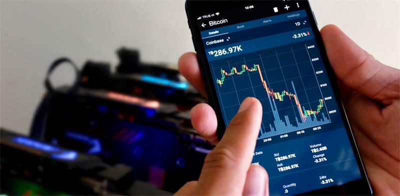 מסחר במטבעות דיגיטליים / צילום: Shutterstock, א.ס.א.פ קריאייטיב