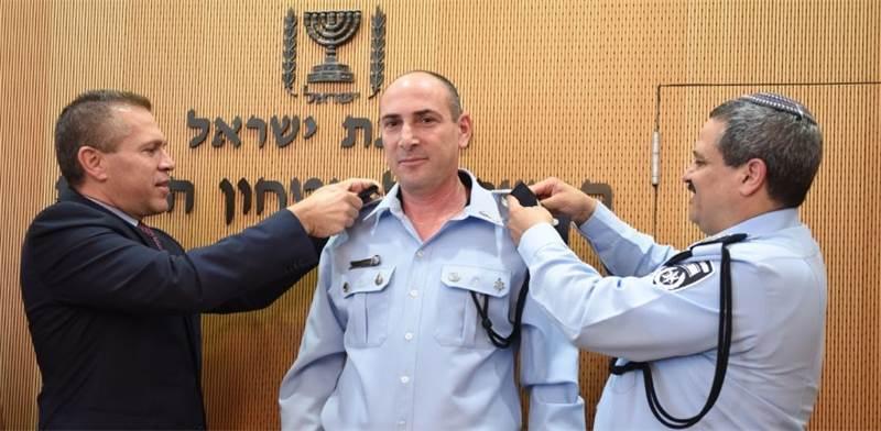 יגאל בן שלום / צילום: דוברות המשטרה