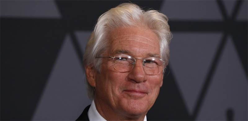 Richard Gere Photo: Reuters, Mario Anzuoni