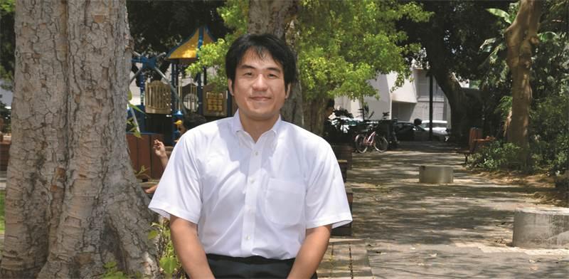Narutoshi Fukuzawa Photo: Tamar Matsafi