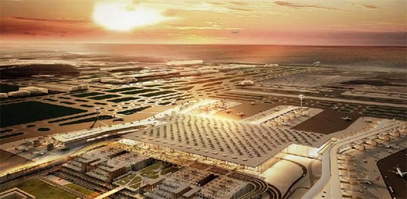 שדה התעופה החדש באיסטנבול / יחצ
