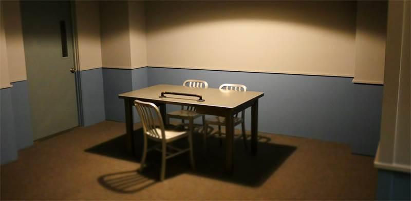 חדר חקירות, אילוסטרציה \ צילום: שאטרסטוק