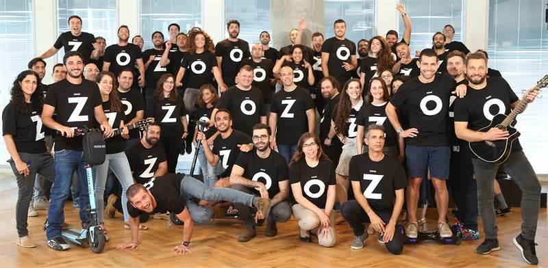 """צוות ZOOZ / צילום: יח""""צ"""