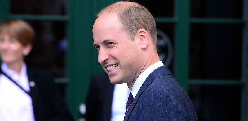 Prince William Photo: Shutterstock