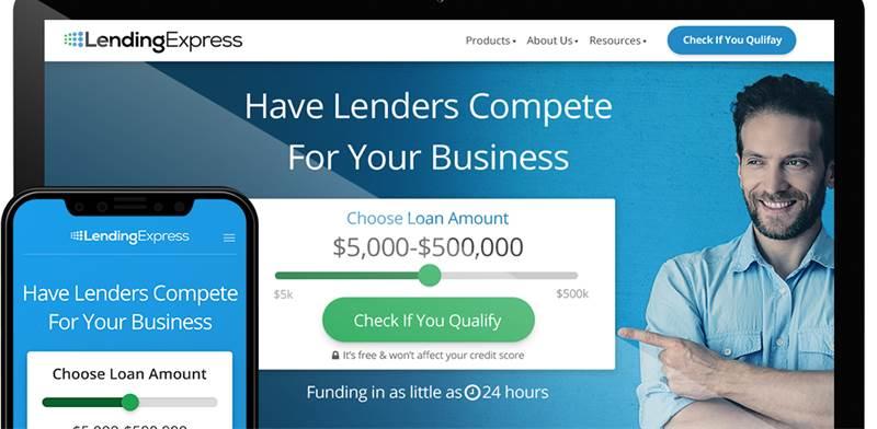 Lending Express Photo: PR