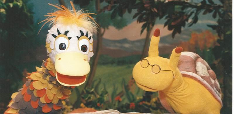 """""""פרפר נחמד"""", הטלוויזיה החינוכית / צילום: יחצ"""