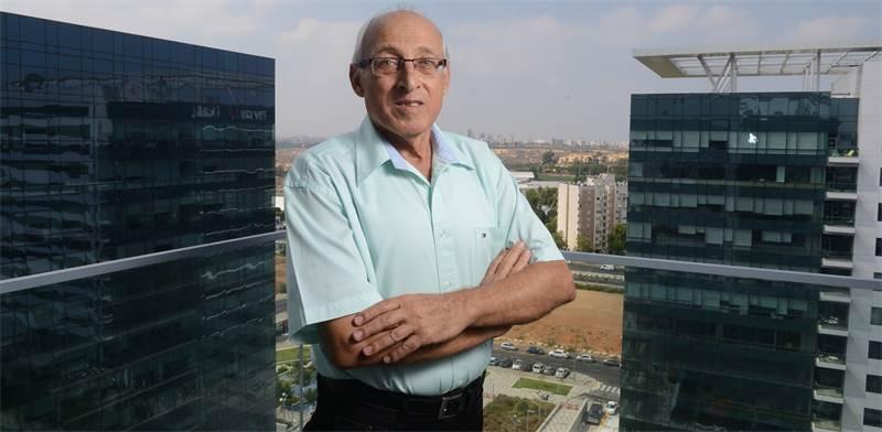 מוטי ששון, ראש עיריית חולון / צילום: איל יצהר