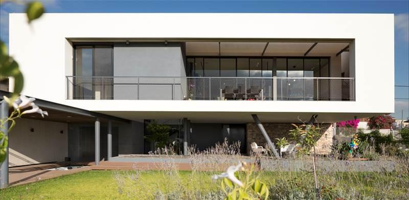 בית בתכנונו של שחר לולב בחבל מנשה / צלם: שי אפשטיין