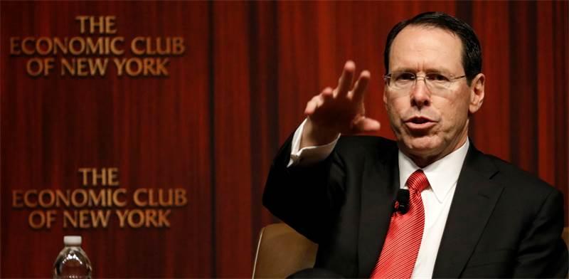 """רנדול סטיבנסון, מנכ""""ל AT&T / רויטרס"""