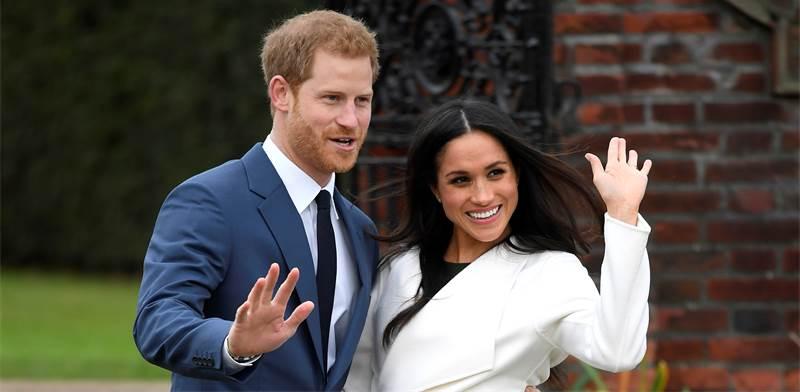 מייגן מרקל והנסיך הארי. הידיעות נדחפו כלפי מטה בתוצאות החיפוש / צילום: רויטרס