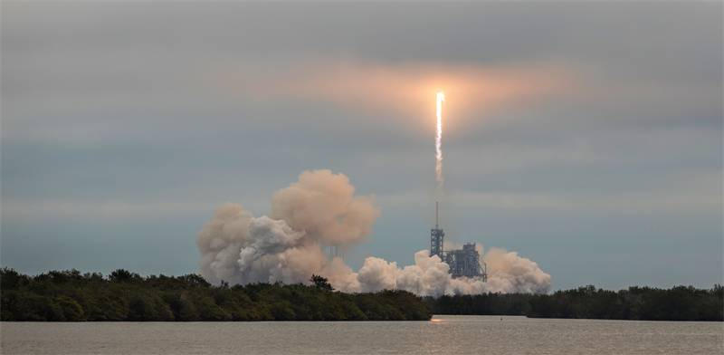 לוויין SpaceX / צילום: שאטרסטוק