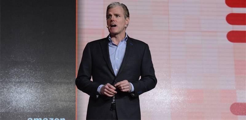 פול מייזנר, סגן נשיא אמזון / צילום: איל יצהר