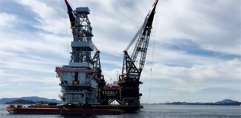 קידוחי נפט/ צילום: רויטרס