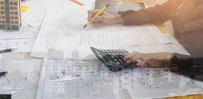 תכנון בניין / צילום: שאטרסטוק