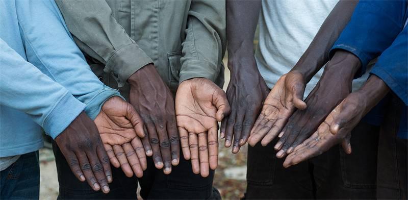התבטאויות גזעניות כלפי תלמיד ממוצא אתיופי / צילום: שלומי יוסף