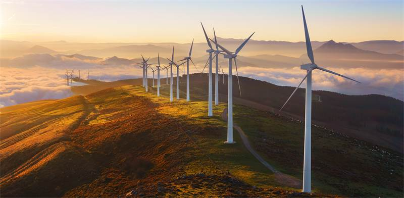 Wind farm Photo: Shutterstock