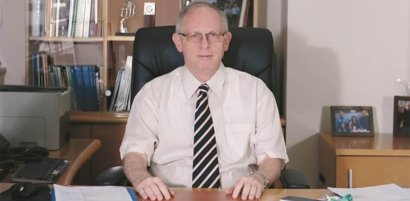 """אהוד דוידסון, מנכ""""ל קופ""""ח כללית/ צילום: אפרת זיסמן"""