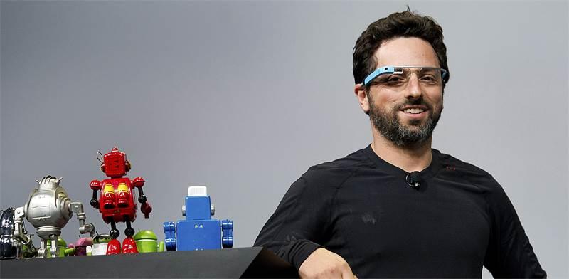 מייסד גוגל-סרגיי ברין/ צילום: בלומברג