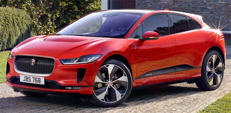 Jaguar I-PACE  photo: PR