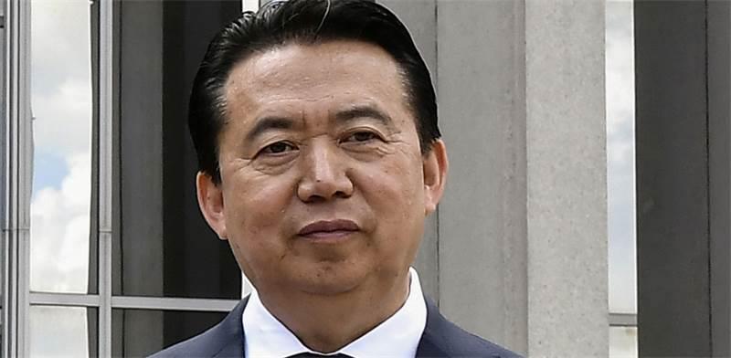נשיא אינטרפול מנג הונגווי / צילום: רויטרס