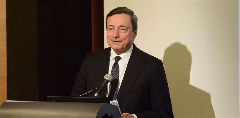 מריו דראגי, נגיד ה-ECB / איל יצהר