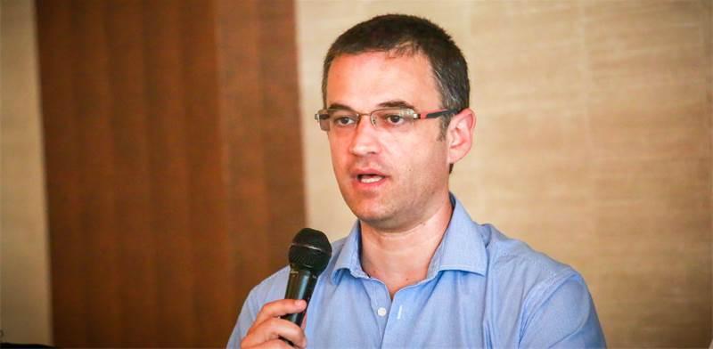 """ד""""ר חיים ויסמונסקי, מנהל מחלקת הסייבר בפרקליטות המדינה / צילום: שלומי יוסף"""