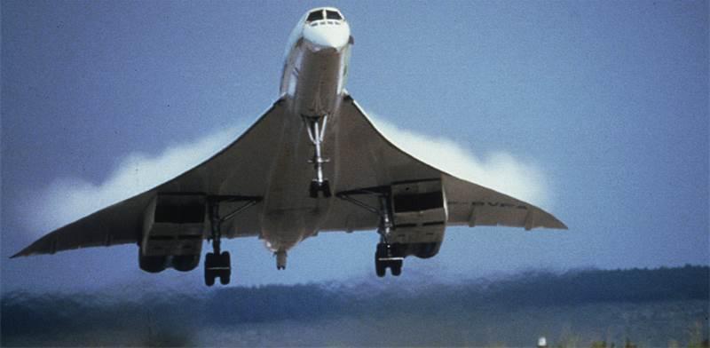 מטוס הקונקורד המקורי / צילום: רויטרס, Stringer