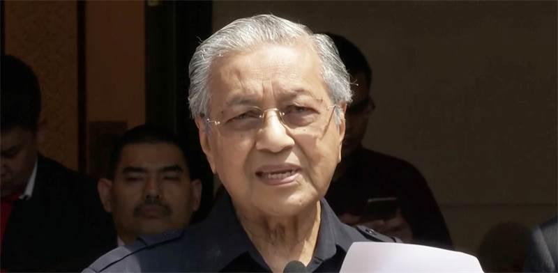 ראש ממשלת מלזיה התיר מוחמד / צילום: רויטרס