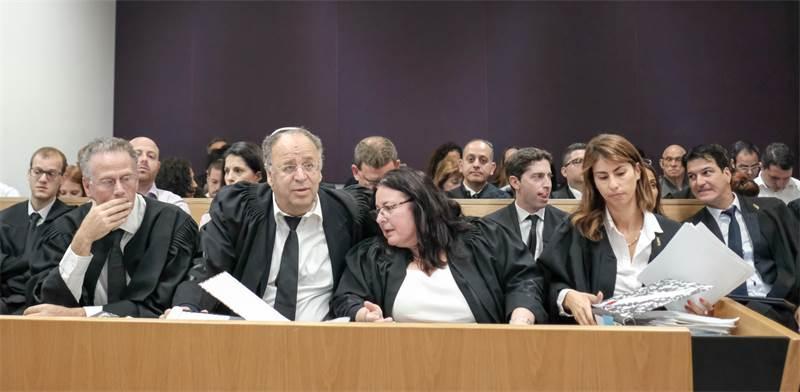 משפט פירוק יורוקום / צילום: שלומי יוסף