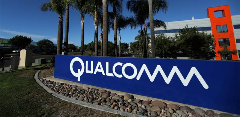 Qualcomm Photo: Reuters