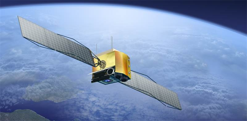satellite  image: Shutterstock