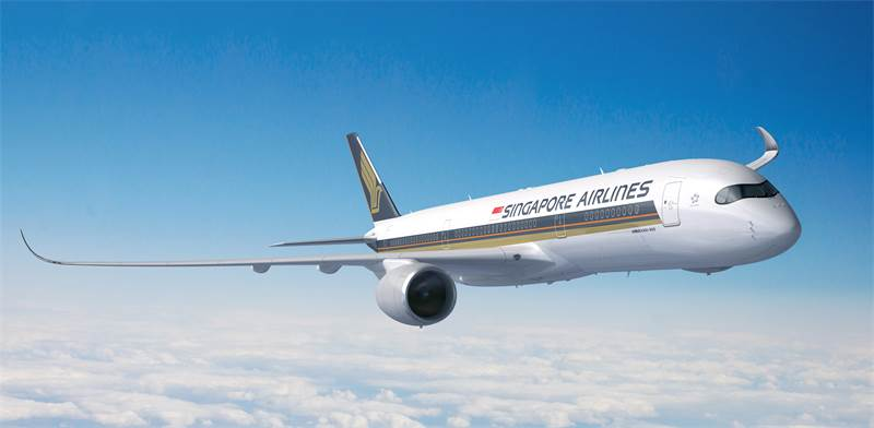 Singapore Airlines Photo: PR