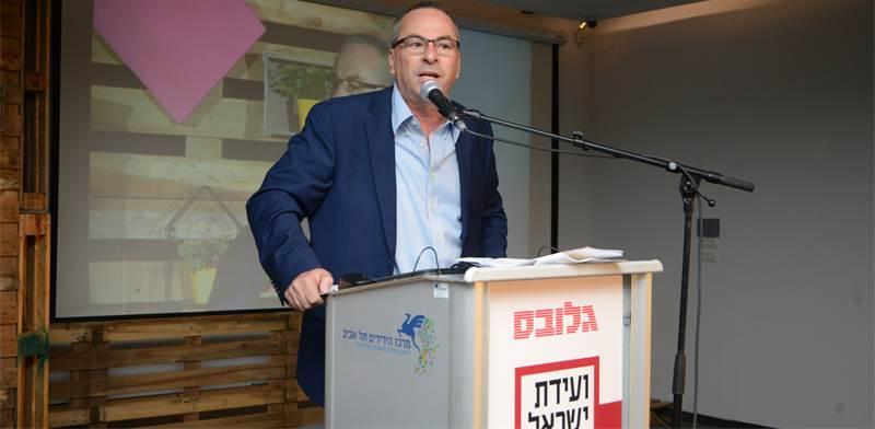 רוני בריק, נשיא התאחדות בוני הארץ / צילום: איל יצהר