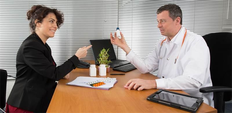 מה קורה בפגישות בין רופאים לתועמלנים? /צילום:shutterstock