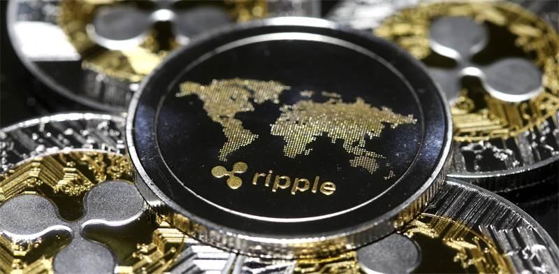 מטבע ה-Ripple XRP  / צילום: רויטרס