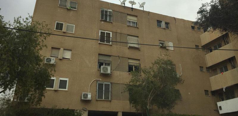 רחוב בן יאיר ערד / צילום: יחצ