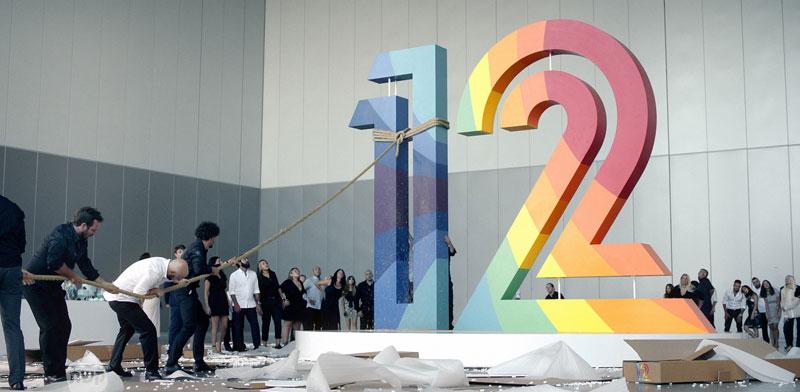 """השקת ערוץ 12 של קשת / צילום: יח""""צ"""