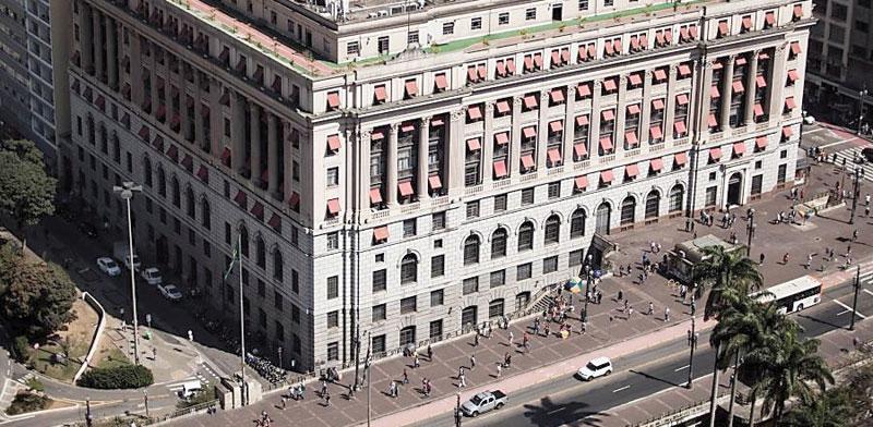 מרכז מסחרי של גזית גלוב בסאו פאולו./ צילום: אתר החברה