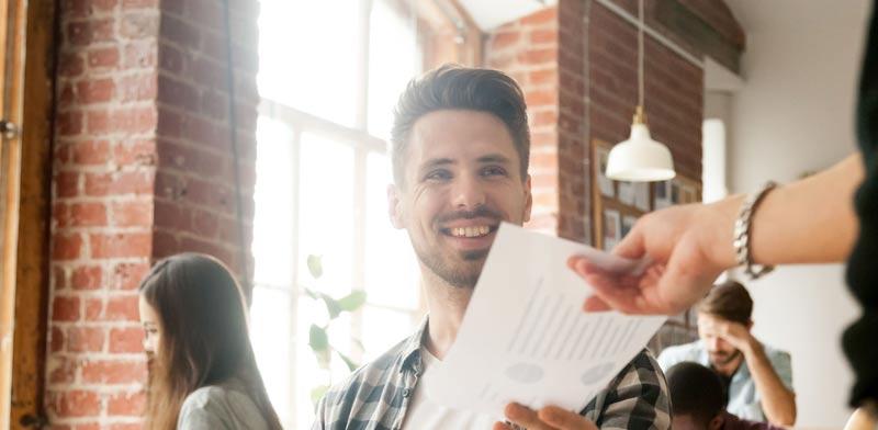 גם הבוס שלכם יכול להיות בפנים / צילום:Shutterstock :א.ס.א.פ קרייטיב