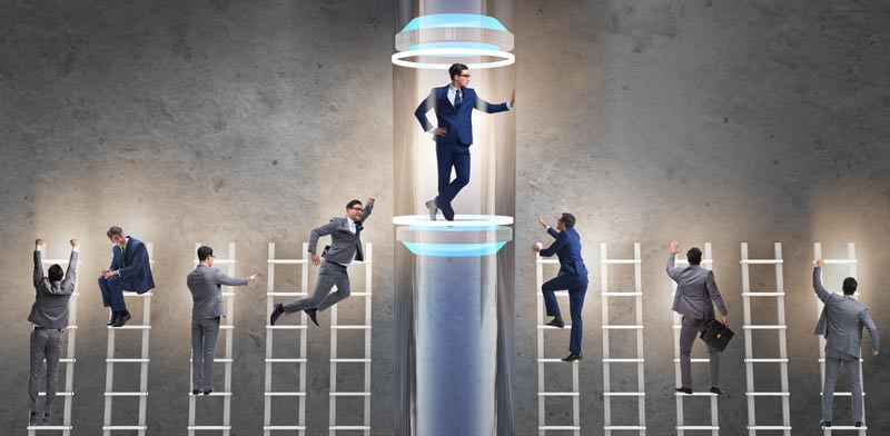 חברות ללא תחרות. מתאימות עצמן לשוק משתנה/צילום: Shutterstock/ א.ס.א.פ קרייטיב