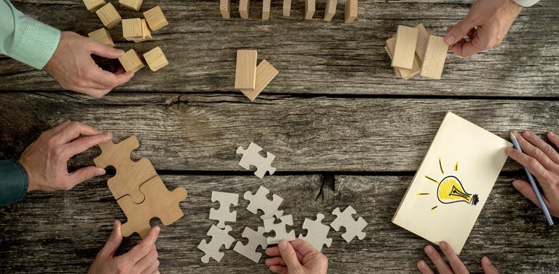 ניהול יצירתי תורם לארגון ולעובדים /צילום:  Shutterstock/ א.ס.א.פ קרייטיב