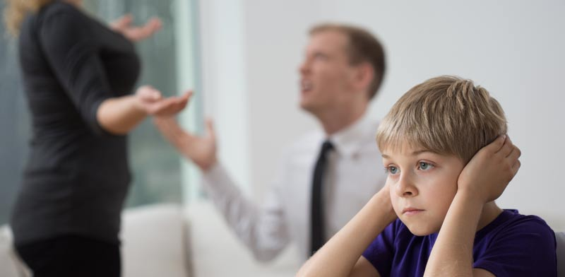 הסתה הורית בגירושים / צילום: Shutterstock, א.ס.א.פ קריאייטיב